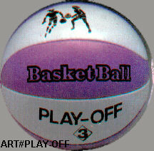basket balls / play off